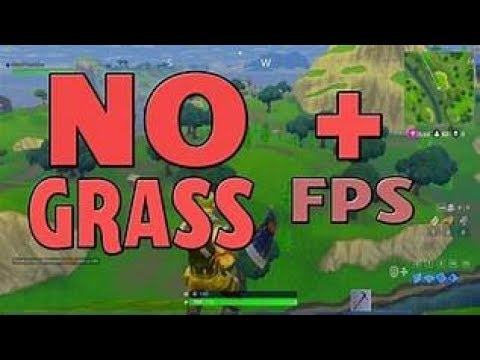 How To Get Better Fps Removing The Grass Guide
