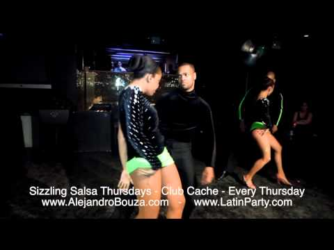 Doza Dance Company (Salsa) - Sizzling Salsa Thursdays