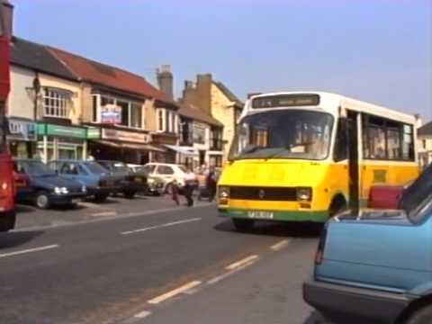 REDCAR AND GUISBOROUGH BUSES 1993