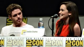 Game Of Thrones | San Diego Comic Con 2013 [Full Panel]