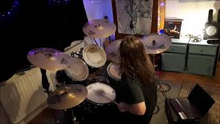 The Atomic Bitchwax - Shell of a Man - Drum Cover