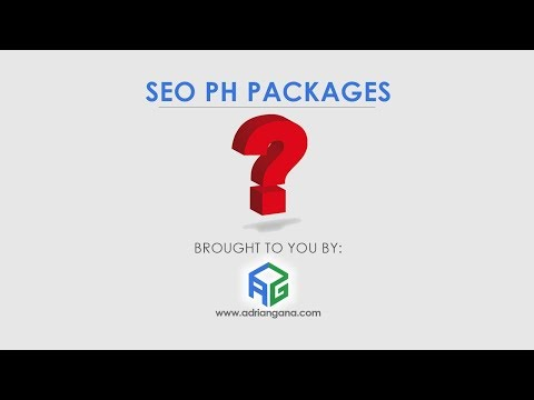 SEO Philippines Packages