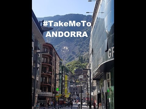 #TakeMeTo Andorra - Travel Wanderlust (Jul 17)