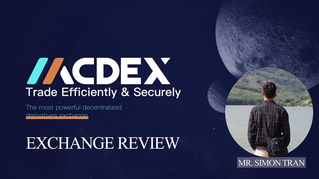 [REVIEW] MCDEX là gì? Tổng quan về sàn giao dịch MCDEX