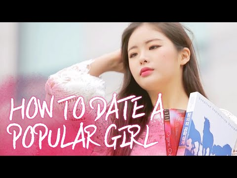 How To Date Miss. Popular At School *DATING TIPS 101* ENG SUB • Dingo Kbeauty