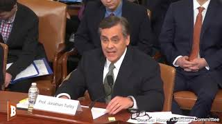 Jonathan Turley: 'This Is Not How You Impeach an American President'