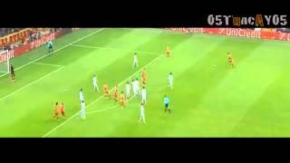 Galatasaray 3-2 Realmadrid maç özeti star tv türkçe