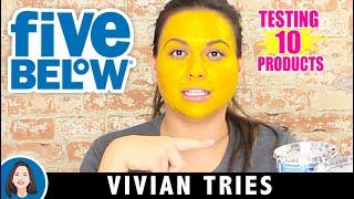 10 Weird Five Below Products - Vivian Tries