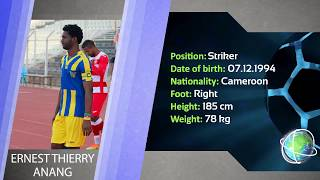 Ernest Thierry Anang | Highlights 2018