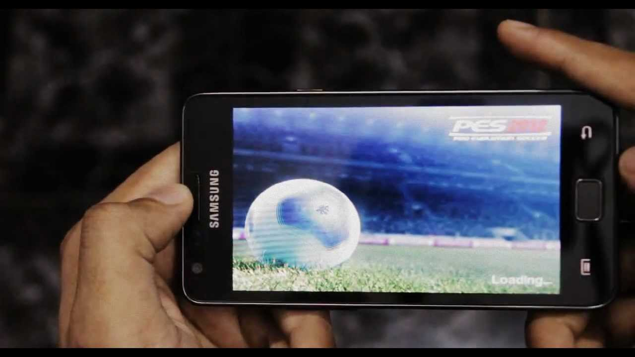 Download PES 2012 Pro Evolution Soccer for Samsung N7100 Galaxy Note II
