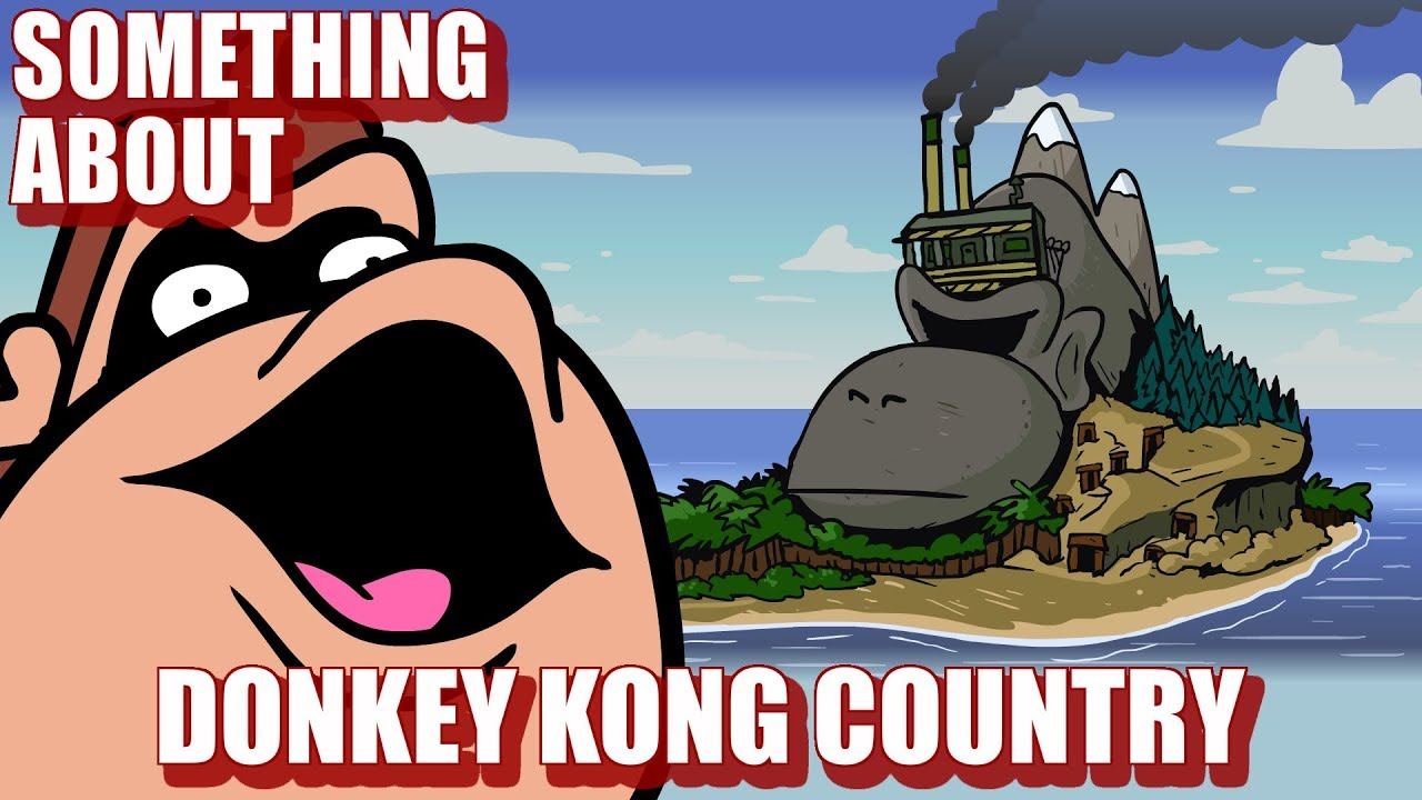 Download Something About Donkey Kong Country ANIMATED 🐒 (Flashing Lights & Loud Sound Warning)🍌🍌🍌🍌🍌🍌🍌