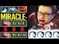Miracle- PUDGE Support in RANKED Team - Liquid 5 man TOP ranked team Dota 2