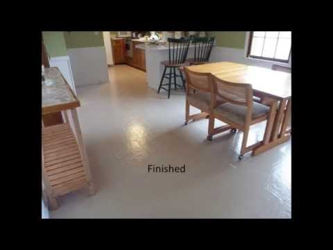 painted-vinyl-floor