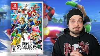 Super Smash Bros Ultimate - The Most IMPORTANT Game This Generation