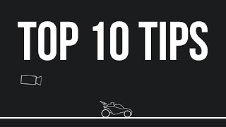 Top 10 Tips for Beginners | Rocket League