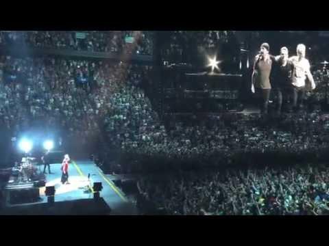 Montreal U2 INNOCENCE + eXPERIENCE TOUR 2015