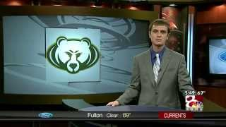 Jacob Kornhauser KOMU-TV 8 Sports Anchoring June 3