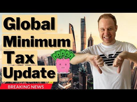 Global Minimum Tax Update