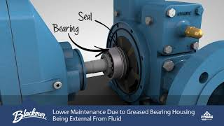 External Bearing Design in Sliding Vane Pumps - Blackmer Whiteboard
