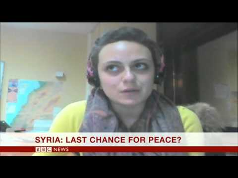 BBC World Have Your Say: Is Geneva II the last chance for peace in Syria?