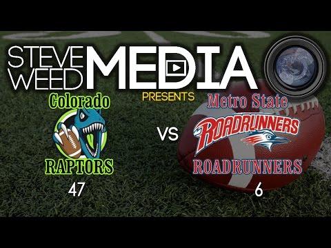 Colorado Raptors vs Metro State Roadrunners - 5-7-17