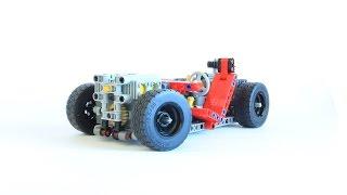 LEGO TECHNIC Super Car Frame