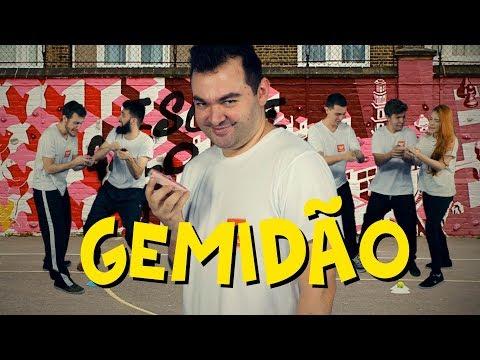 GEMIDÃO - Paródia DOWN   Fifth Harmony ft. Gucci Mane