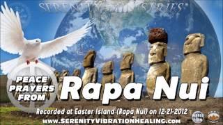 Peace Prayers from Rapa Nui