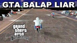 GTA BALAP LIAR Motor Drag Indonesia!