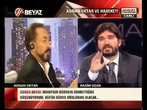 Rasim Ozan'ın Adnan Oktar ile Tartışma! . . .