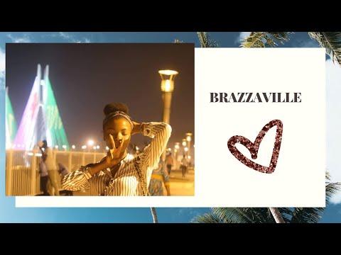 CONGO#BRAZZACITYTOURPART4(POTO-POTO,PONT15AOUT BY NIGHT)
