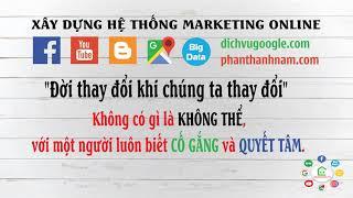 Diễn Giả Phan Thành Nam và Hành Trình Đào Tạo Marketing Online