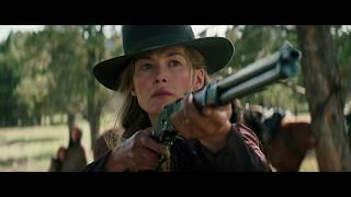 HOSTILES – Starring Rosamund Pike