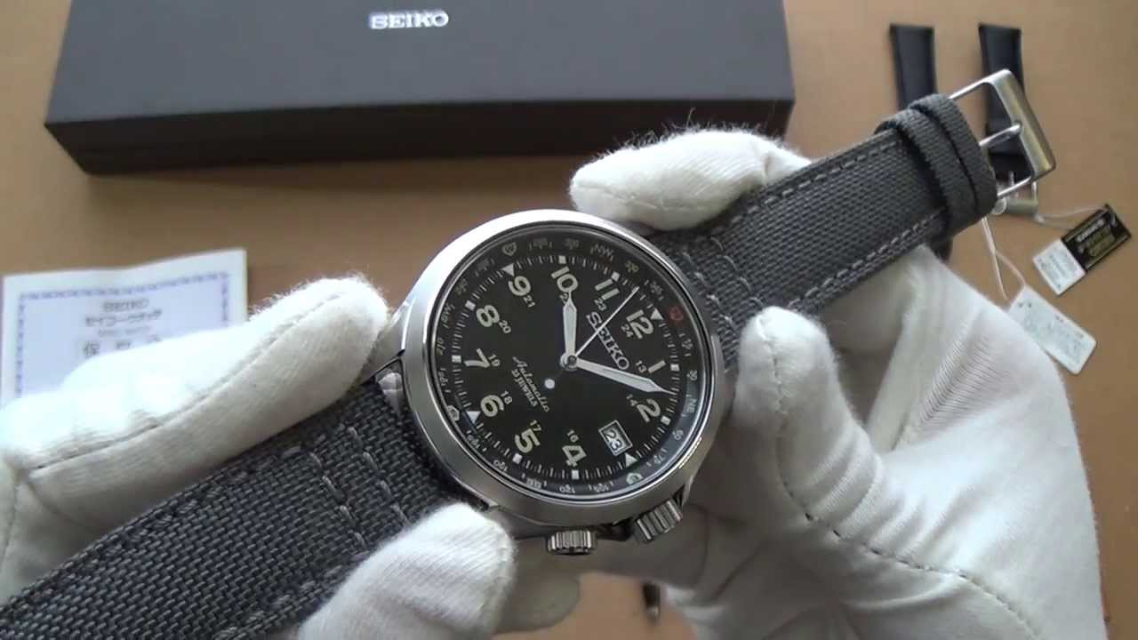 Seiko Sarg007 Automatic Watch Review The Best Field
