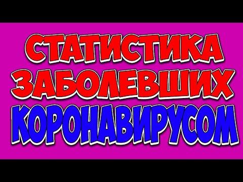 Статистика заболевших коронавирусом/Число заболевших коронавирусом в России выросло до 17