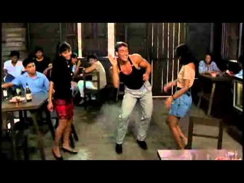 Jean-Claude Van Damme baila la Tigresa del Oriente