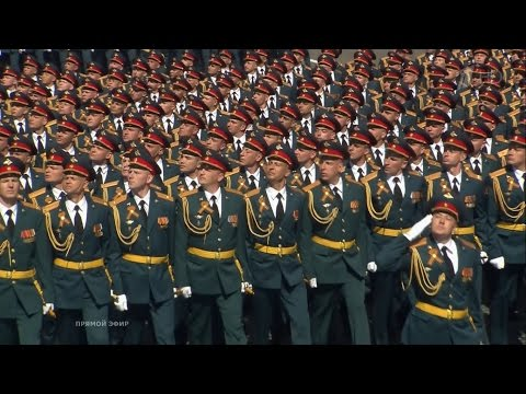 HD Russian Army Parade, Victory Day 2015 Парад Победы