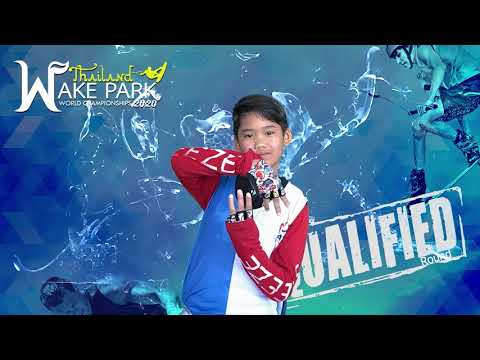 Piti Siridhasnakul - Boys Under 13 yo Wakeboard