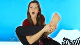 I HAVE A 6TH TOE?!? Thumbnail