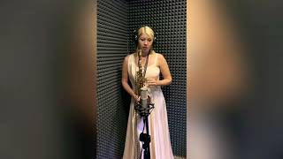 Chris de Burgh Lady in red Ladynsax cover