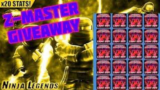 Give awey Ninja legend add me NinjaRed_YT1