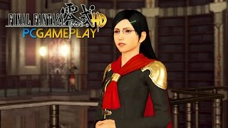 Final Fantasy Type-0 HD Gameplay (PC HD)