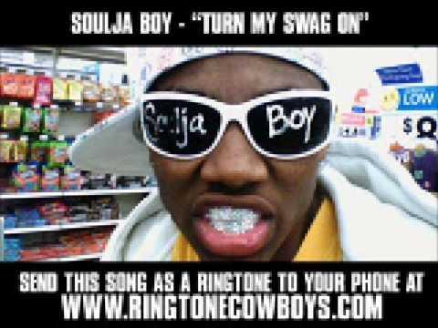 Soulja boy tell'em turn my swag on скачать