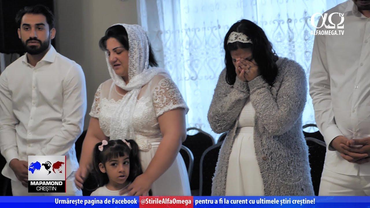 Romii continuă să se întoarcă la Dumnezeu | Știre Mapamond Creștin
