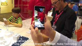 Nubia Z11 - Camera Demo - IFA 2016