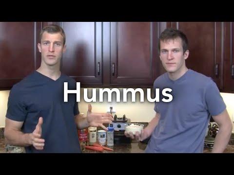 How To Make Hummus-Transform Your Kitchen-Episode #15