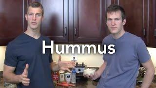 Hummus-transform Your Kitchen-episode #15