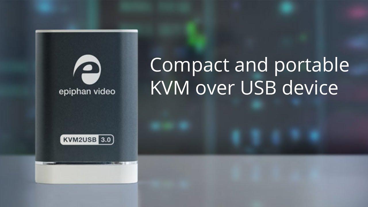 KVM2USB 3 0 - YouTube