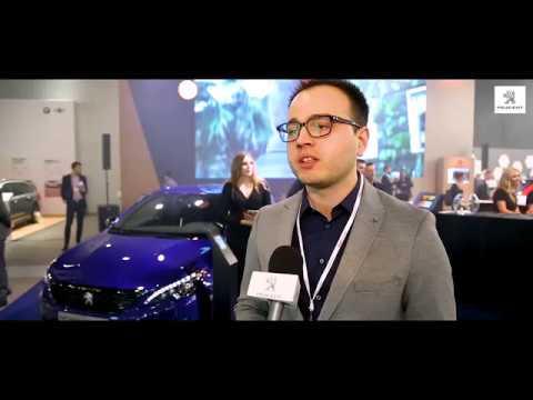 Peugeot na targach Fleet Market 2017