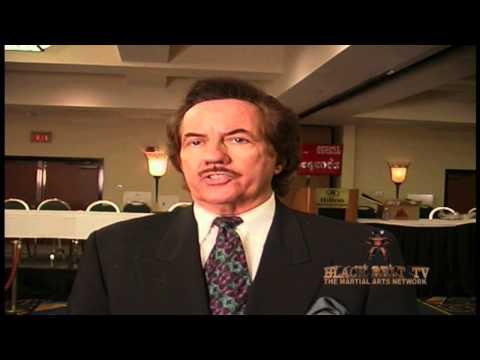 BOB WALL on BLACK BELT TV   THE MARTIAL ARTS NETWORK